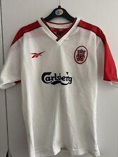 Retro Official Liverpool Fc Shirt 1998-1999 Away  (CHILDS) Michael Owen 10
