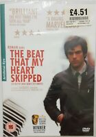 The beat that my heart skipped (DVD 2005) Foreign: French NEW SEALED FREE