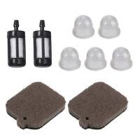 Air Fuel Filters Parts Carb Primer bulb For Stihl Leaf Blower BG45 BG55 BG65