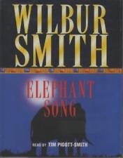 Wilbur Smith-Elephant Song  (UK IMPORT)  CD NEW