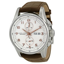 Hamilton Jazzmaster Maestro White Dial Mens Watch H32766513