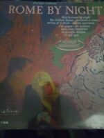 """D'ARTEGA Conducts Rome by Night record 12"""""""