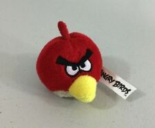 Red Angry Birds Pencil Topper Finger Puppet Plush Toy