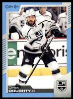 2020-21 UD O-Pee-Chee Blue Border #241 Drew Doughty - Los Angeles Kings