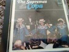 The Supremes at the Copa CD Motown 15 TRACKS OUT OF PRINT