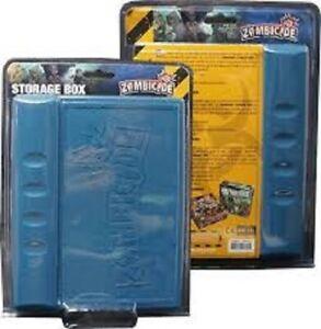 ZOMBICIDE STORAGE BOX (BLUE) BRAND NEW & SEALED