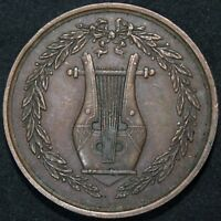 1899   Streatham Conservatoire Of Music Issued Medal   Medals   KM Coins