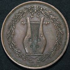 1899 | Streatham Conservatoire Of Music Issued Medal | Medals | KM Coins