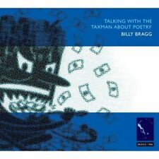BILLY BRAGG Talking With The Taxman About Poetry Special Edition 2CD BRAND NEW
