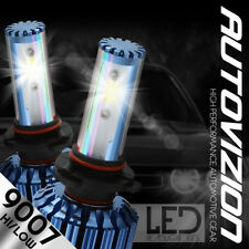 AUTOVIZION LED HID Headlight kit 9007 HB5 6K for 2004-2004 Ford F-150 Heritage