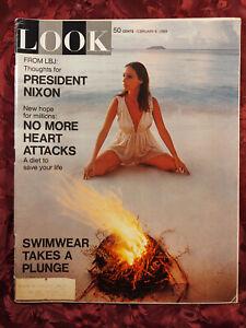 LOOK magazine February 4 1969 ARLO GUTHRIE NORMAN ROCKWELL