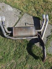 Abarth 595 Monza Exhaust