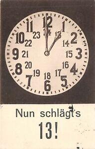 Lot169 now it hits 13 clock greetings germany  hamburg