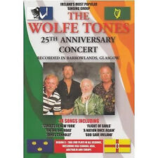 The Wolfe Tones 25th Anniversary Concert DVD (The Original Wolfe Tones - 24 Hits