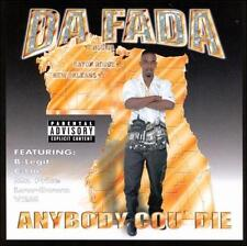 Anybody Cou Die [PA] by Da Fada CD BRAND NEW SEALED