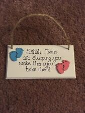 Twins Gift New Baby Gift Just Mother's Day Birthday Baby Shower Gift Mum To Be