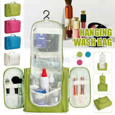 Toiletry Case Travel Makeup Wash Bag Toiletry Bag Cosmetic Hanging Pouch Bag
