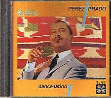 Perez Prado - Dance Latino (CD) 035629005426