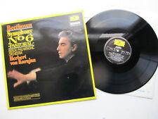 "Beethoven Symphony No. 6 "" Pastoral"" 12"" Lp BPO  Karajan DG 2542 106 UK 1979"