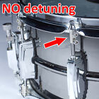 DrumLock srew tight tension rod locks to prevent drum head detuning set of 100