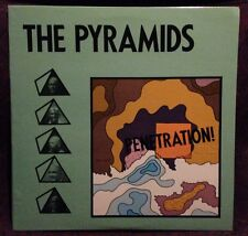 Pyramids Penetration Rare white label Test Press Psych near mint lp