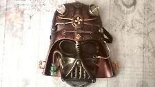 Steampunk Darth Vader Samurai cosplay mask accessory