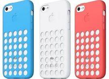 Original Apple iPhone 5C Silikon Schutz Hülle Case Tasche Cover Etui NEU & OVP