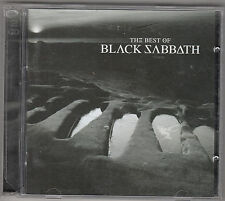 BLACK SABBATH - the best of CD