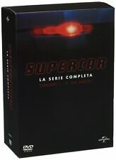 Universal Supercar - complete Collection (stagioni 1-4) (26 Dvd)