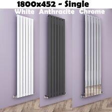Designer Radiators Vertical Flat Panel Tall Upright Central Heating Rads UK