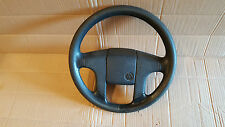VW GOLF JETTA MK1 MK2 / CORRADO PASSAT B3 LEATHER STEERING WHEEL LENKRAD