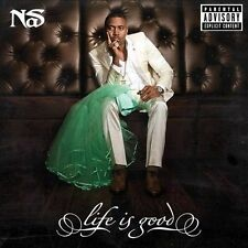 Life Is Good [Deluxe Edition] [PA] [Digipak] by Nas (CD, Jul-2012, Def Jam...