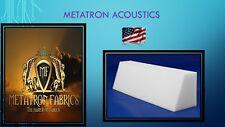 "Metatron Professional Back Bolster Foam - 36""x9""x12"" (4"" Top) 1 Piece"