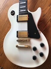 Gibson Les Paul Studio Electric Guitar BONE WHITE 2004 2005 with case Right hand