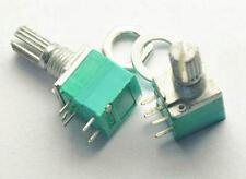 2pcs B10K Variable Resistor Mono Potentiometer B103 Tact Switch function#L308-1