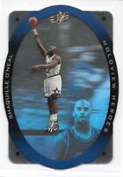 Shaquille O'neal 1996 Upper Deck SP Holoview Heroes Die Cut - Combined Shipping!