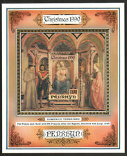 Penrhyn Stamp - 90 Christmas, painting by Veneziano Stamp - NH