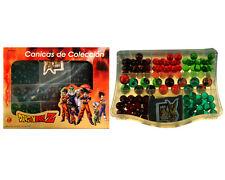 56599. Maletin bolas Dragon Ball Z. 115 canicas de cristal + tapete juego