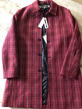 McQ Alexander McQueen Coat: L BNWT Mr Porter £550