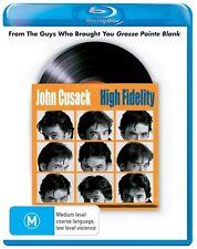 High Fidelity - Region B - Blu-ray - Like New!