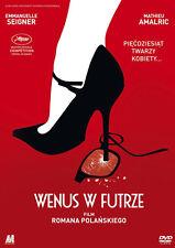 Wenus w futrze / La Vénus à la fourrure (DVD) 2013  Roman Polanski POLISH POLSKI