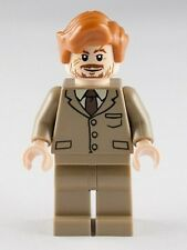 LEGO 4867 - Harry Potter - Professor Lupin - Dark Tan Suit - Mini Figure