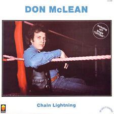 DON McLEAN Chain Lightning FR Press LP