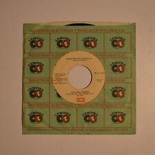 "ROLLING STONES - Start me up -1981 PERU 7"" SINGLE"