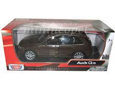 MOTORMAX 73385 AUDI Q5 SUV 1/24 DIECAST BROWN