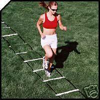 Flat Rung Speed Ladder