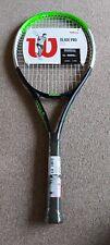 Wilson Blade Pro 103 Tennis Racket No Cover Grip 2  NEW NO COVER