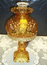 ** Fenton -  Moon and Star  16 inch Table Lamp - GTC