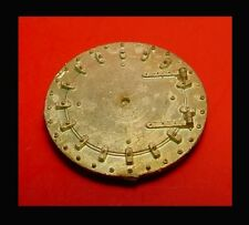 """On3/On30 Wiseman Back Shop Brass Part Bs-106 D&Rgw C-Class 53"""" Smokebox Front"""