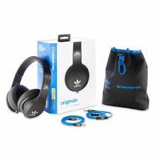 Monster Adidas Originals High Performance Over-Ear Headphones Black